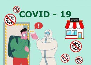 เครื่องคัดกรอง ผู้ติดเชื้อ ไวรัสโควิด – 19 ด้วยวิธีตรวจวัดอุณหภูมิร่างกาย ระบบอัตโนมัติ
