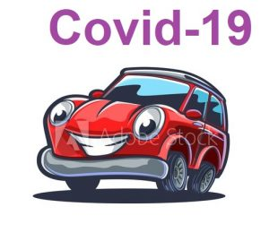 ใช้รถยนต์อย่างไร ให้ห่างไกลจาก Covid-19