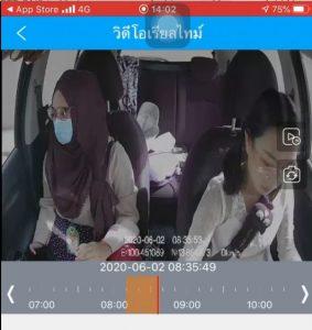วิธีติดตั้งกล้องในรถยนต์