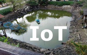 การประยุกต์ใช้ Internet of Things ในการตรวจวัดออกซิเจนละลายในน้ำร่วมกับการใช้กังหันบำบัดน้ำเสีย ด้วยพลังงานแสงอาทิตย์