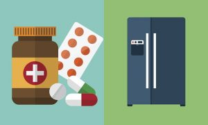Online Data เทคโนโลยีที่ใช้ติดตามพฤติกรรมตู้เย็นเก็บยา